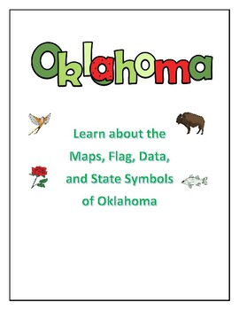 Oklahoma Maps, Flag, Data and Geography Assessment