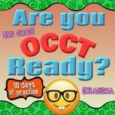 Oklahoma OCCT 3rd Grade Math Test Prep