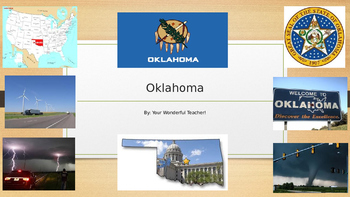 Oklahoma Powerpoint