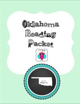 Oklahoma Reading Packet