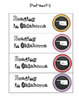 Oklahoma Reading Packet