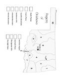 Oklahoma Regions Salt Map Unit FREEBIE