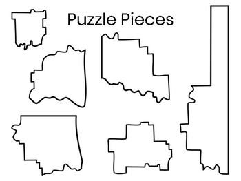 Oklahoma Regions cut and paste