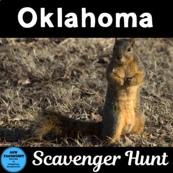 Oklahoma Scavenger Hunt