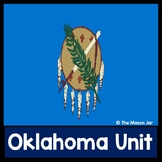 Oklahoma Social Studies Unit - (No Prep)
