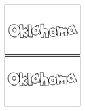 Oklahoma State Book
