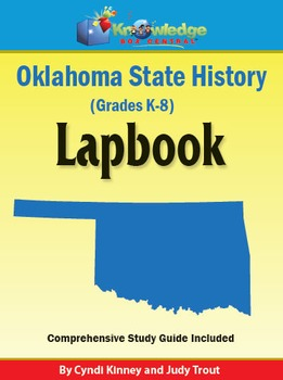 Oklahoma State History Lapbook
