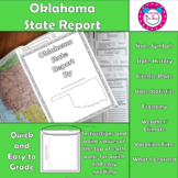 Oklahoma State Report