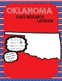 Oklahoma State Research Lapbook Interactive Project