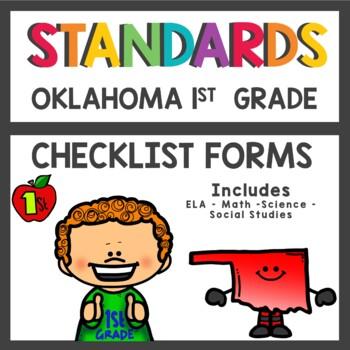 Oklahoma State Standards Checklist First Grade