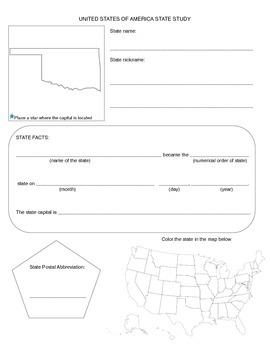 Oklahoma State Study