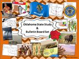 Oklahoma State Study & Bulletin Board Set
