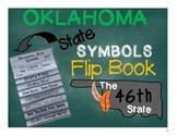 Oklahoma State Symbols Flip Book