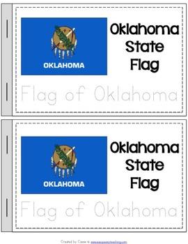 Oklahoma State Symbols Notebook