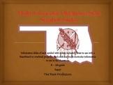 Oklahoma State Symbols Presentation
