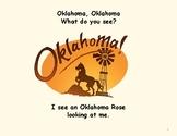Oklahoma State Symbols Teacher Book