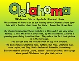 Oklahoma State Symbols Teacher and Students books
