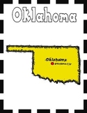 Oklahoma State Symbols and Research Packet