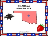 Oklahoma State interactive book grades pre-k - 2nd: autism