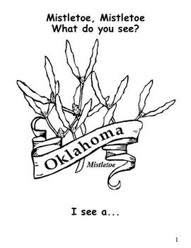 Oklahoma Symbols Student Book