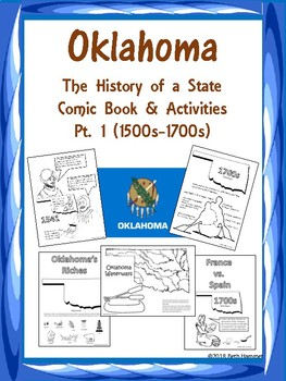 Oklahoma, The History of a State (1500-1700)