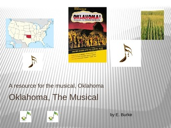 Oklahoma, The Musical