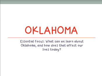 Oklahoma Unit