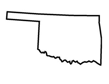 Oklahoma Unit Study Flipbook