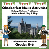 Oktoberfest Music Activities with German Folk Song   Mein
