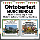 Oktoberfest Music Reading | German Traditions & Culture - BUNDLE