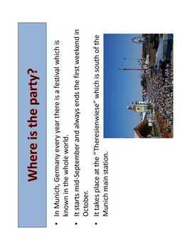 Oktoberfest The History and Celebration Today