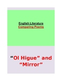 Ol Higue and Mirror Comparison