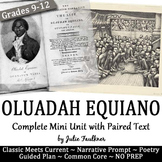 "Oluadah Equiano's ""The Interesting Life"" Memoir Teaching Pack, with Paired Text"