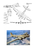 Old 666 - Boeing B-17 Flying Fortress Word Search