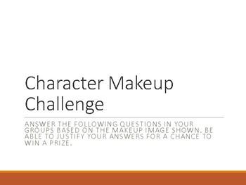 Old Age Make-Up Challenge