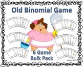 Old Binomial Factoring Game - Bulk Pack