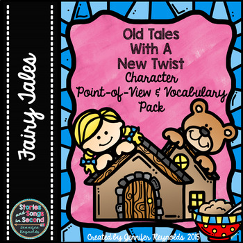 Old Fairy Tales With A New Twist--Goldilocks Compare & Contrast Unit