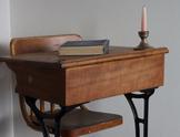 Old Fashion Desk