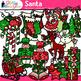 Christmas Clip Art Bundle 1 | Christmas Clipart for Teachers