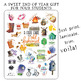 Old-Fashioned Summer Field Guide, End of Year Student Gift
