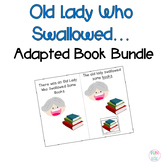 Old Lady Adapted Books Bundle