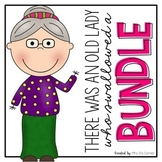 Old Lady Book Companion BUNDLE   Old Lady Swallowed a... Activities