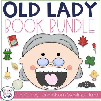 Old Lady Book Companion Bundle