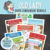 Old Lady Book Companion Growing Bundle