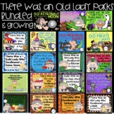 Old Lady Books Bundled: Retelling and Extension Activities