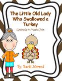 Old Lady Swallowed A Turkey