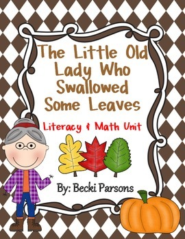 Old Lady Swallowed Some Leaves Unit
