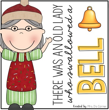 Old Lady Swallowed a Bell Book Companion