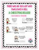 Old Lady Swallowed a Bell Christmas Reader