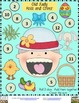 Old Lady Swallowed a Chick- 3 Roll and Cover Games {FREE}